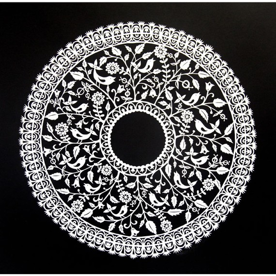 papercut by Suzy Taylor