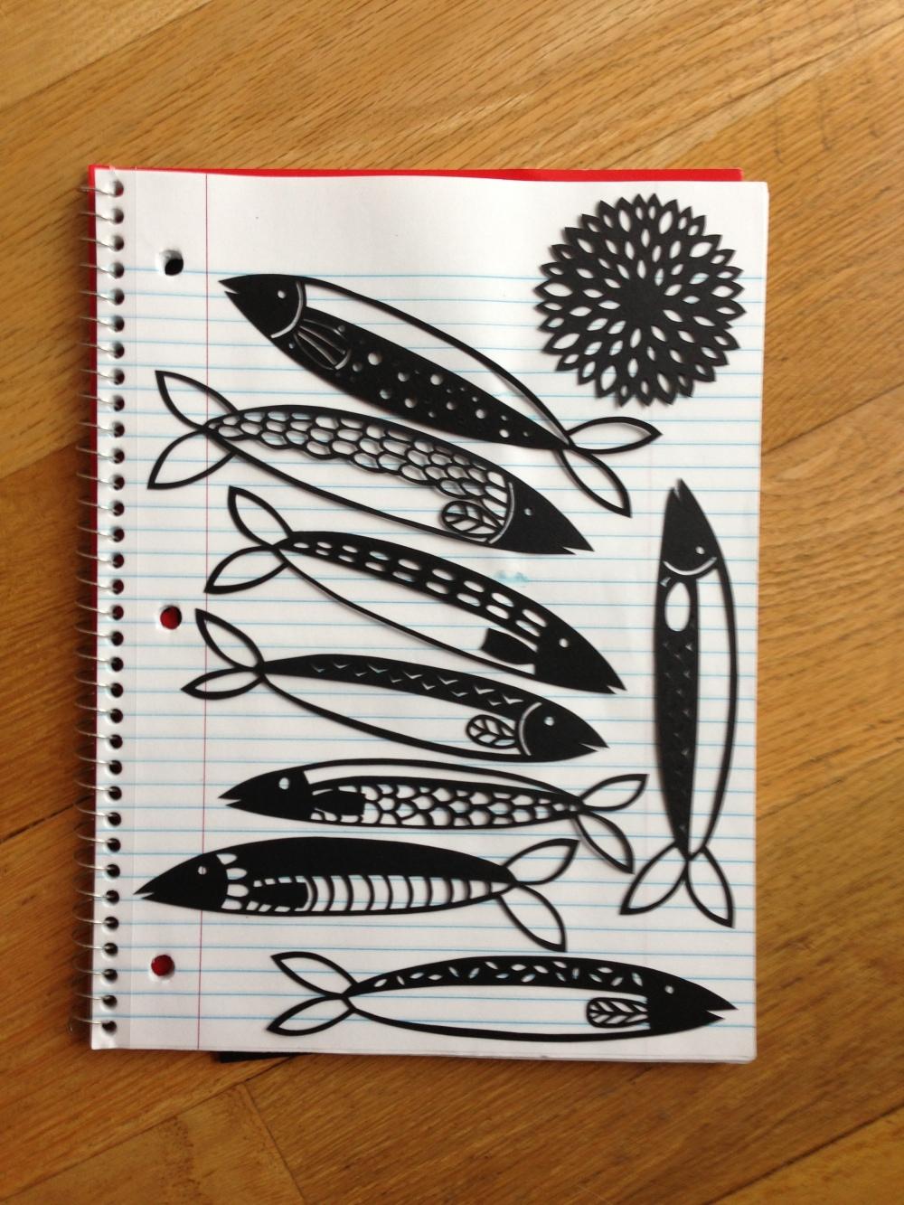 school o' fish
